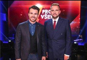 Neslavný konec show 1 proti všem: Mareš s Boučkem se loučili s hrstkou diváků