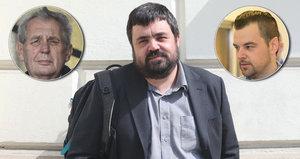 Budoucí starosta Pavel Novotný: I Kramný by byl lepší prezident než Zeman
