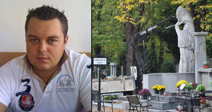 Záhada pohřbu Jana Kočky (†28): Proč ho rodina neuloží vedle příbuzných?