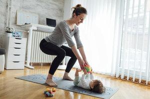 Cvičte doma: Plán na 6 týdnů a stačí jen pár minut denně!