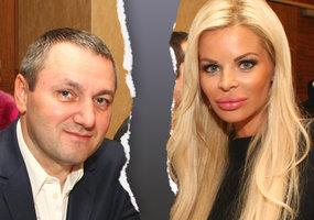 ROZVOD! Královna kačeřího zobáku Kucherenko opouští manžela, který bručí ve vězení