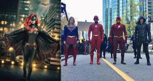 Arrowverse crossover se blíží: Green Arrow se stane Flashem a naopak. Objeví se i Batwoman