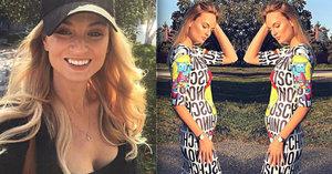 Strach těhotné Fajksové: V 6. měsíci jí začalo tvrdnout břicho!