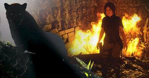 Lara Croft to tentokrát podělala. Recenze Shadow of the Tomb Raider