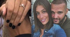 Rytmus sedm měsíců po rozchodu s Darou: Požádal Jasminu o ruku!
