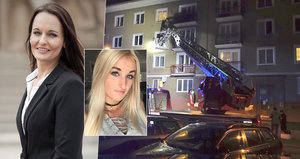 Pornoherečka Daisy Lee prolomila mlčení: Promluvila o mamince zraněné při výbuchu v bytě