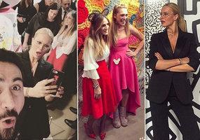 Krainová ulovila selfie s hvězdou Sexu ve městě! Ta o tom neměla tušení