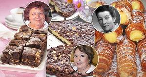 Pečení podle hvězd: Recepty Bohdalky, Medřické i Růžičkové! A tip na martinské rohlíčky s mákem