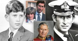 Princ Charles slaví 70! Spí nahý, zeleninu mu vaří v minerálce a má 18 titulů