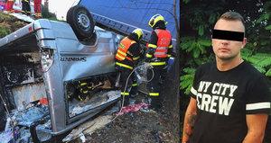Otřesná nehoda u Třince: Čtyři lidé zemřeli při cestě z práce, rodiny nemají peníze na pohřeb