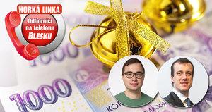 Strašák českých Vánoc: Dluhy, reklamace, triky obchodníků! Poraďte se s odborníky na Horké lince Blesku