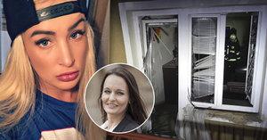 Pornoherečka Daisy Lee o popálené matce: Bojím se ji navštívit, je mimo