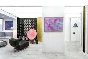 Domov pro malíře a dva psy? Eklektický příbytek plný nápadů, umění a barev