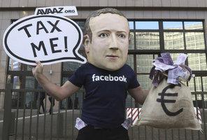 Francie chce extra daň pro Google či Facebook. Bič na giganty plete i Babiš