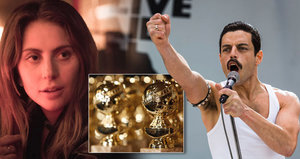 Nominace na Zlaté glóby: Mezi favority je Lady Gaga a Rami Malek jako Freddie Mercury