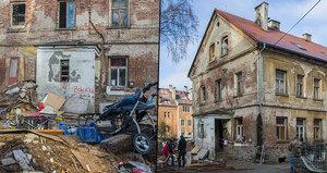 Vedle Lenčina domu vzniklo ghetto: Křik, vandalismus a splašky z oken