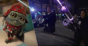 Trailer na Men in Black: International je tu! Po boku Thoru se emzákům postaví Valkyrie