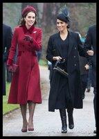 Meghan žehlí roztržku s Kate: Přispěchala s darem, který ji má obměkčit!