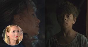 Další filmový pokus Vondráčkové: Trauma a strach o dítě!