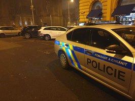 Policie na Vysočině řešila rvačky i krádeže alkoholu: Hasil se hlavně ohňostroj