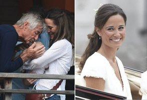 Hrdá máma Pippa Middleton: Poprvé ukázala svého malého synka Arthura