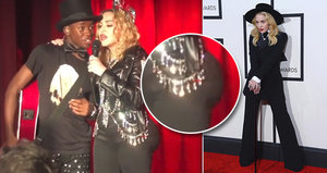 Šedesátnice Madonna neumí stárnout: Přifouknutým pozadím rozladila fanoušky