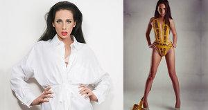 Sexy modelka Peťa Nitka se svlékla! Neuvěříte, že se narodila jako muž