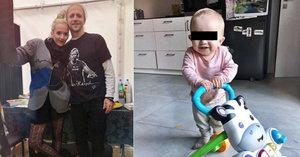 Manželka Kluse Tamara přiznala: Vlna negativity kvůli nejmladší dceři!