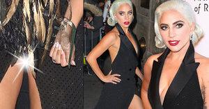 Trapas zpěvačky Lady Gaga: Ukázala nahý rozkrok! Vážně nedopatřením?