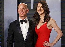 Nejbohatší muž světa Bezos se rozvádí. Získá jeho žena půlku z 3 bilionů korun?