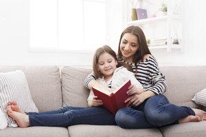 Chcete vychovat vášnivého čtenáře? 5 důvodů, proč si číst se školákem!
