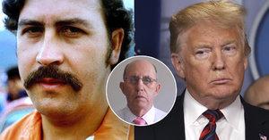 Kšeftoval Trump s narkomafií? Mám důkazy, tvrdí bratr drogového krále