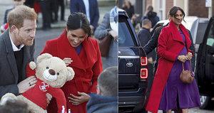 Těhotná Meghan už má jméno pro dítě! Prozradila, jaké by se jí líbilo pro holčičku