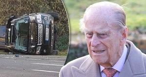 To to trvalo! Princ Philip se konečně omluvil za nehodu! Co na dopisu nesedí?