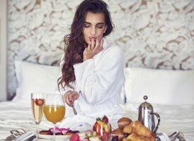 Tohle potěší i věčné dietářky. 20 lahůdek, které si klidně můžete vzít večer do postele!