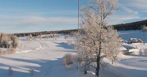 Do Česka dorazily silné mrazy. Na Šumavě spadly teploty až k -30 °C
