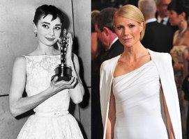 Ikonické šaty z Oscarů od Audrey Hepburn až po Gwyneth Paltrow. Na ty se nedá zapomenout!