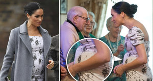 Vévodkyně Meghan nařčena z nechutné lži! Tohle FOTO má být důkaz