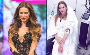Kráska Verešová se léčí transfuzemi, sklidila ale kritiku! Zbytečnost a drahá moč, vyslechla si
