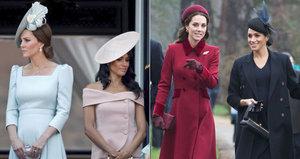 Vévodkyně Kate a Meghan na koberečku! Princ Charles je srovnal do latě