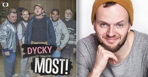 Vladimír Škultéty alias Čočkin ze seriálu Most!: Jsem rasista, ale léčím se