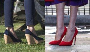 Boty jako Meghan Markle nebo Diana? Podobné můžete mít i vy!