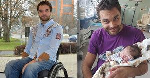 Ochrnutý Muž roku Martin Zach se stal otcem!