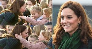 Roztomilé laškování vévodkyně Kate: Inspirace rebelkou Meghan?!