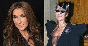 Céline Dionová děsí Paříž, takhle vychrtlá ještě nebyla!