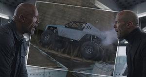 Trailer na Rychle a zběsile: Hobbs & Shaw je tu. Dwayne Johnson a Jason Statham spojí síly