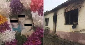 Otřesné svědectví: Babička popsala momenty ohnivého pekla, ve kterém uhořely tři děti (†1, †4 a †9)