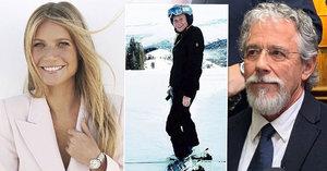 Gwyneth Paltrowová způsobila nehodu na sjezdovce: Platit miliony se jí nechce!