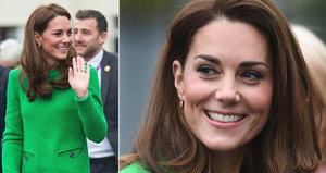 Kate svými šaty způsobila poprask: Naštvaného výrazu si všiml celý svět