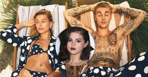 Bieber a Gomezová neměli dlouho sex! Justin si pak raději vzal Hailey